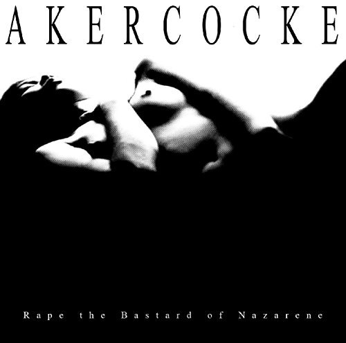 Akercocke Rape Of The Bastard Nazarene