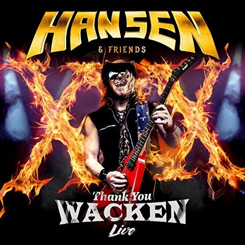 Kai Hansen Thank You Wacken Import Gbr