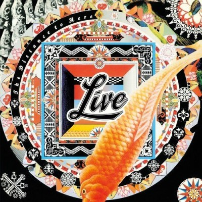 Live Distance To Here (orange Vinyl)
