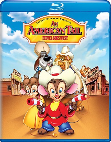 An American Tail Fievel Goes West An American Tail Fievel Goes West Blu Ray G