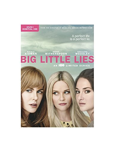 Big Little Lies Season 1 DVD