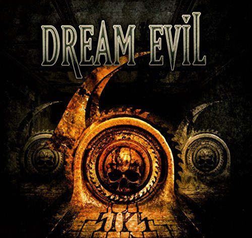 Dream Evil Six Limited Edition Import Deu Ltd. CD Mediabook Incl. 3 Stic