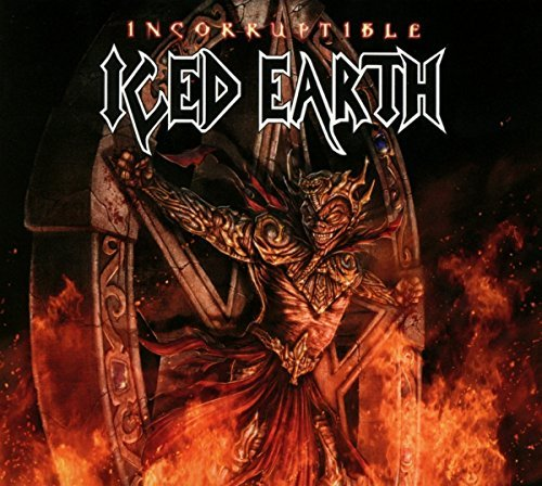Iced Earth Incorruptible Import Deu Ltd. CD Digipak In Slipcase