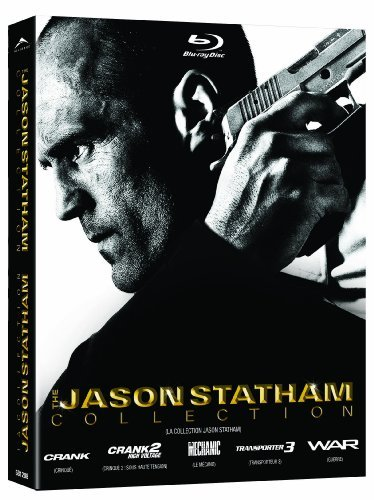 The Jason Statham 5 Movie Collection The Mechanic Crank Crank 2 High Voltage War Transporter 3