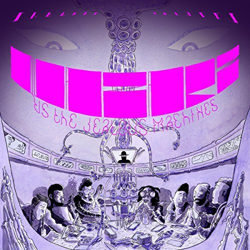 Shabazz Palaces Quazarz Vs. The Jealous Machines