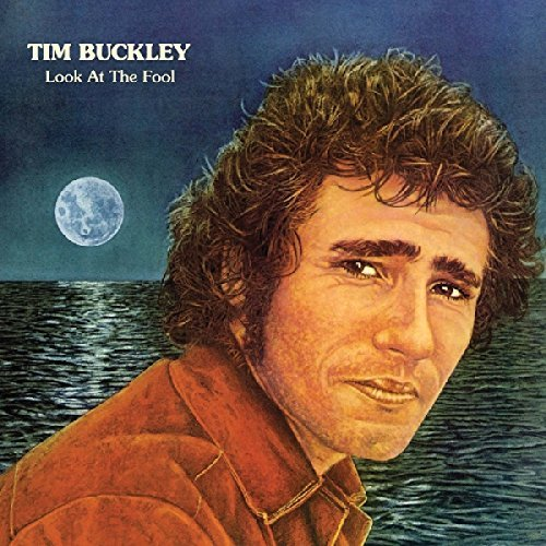 Tim Buckley Look At The Fool Limited Crimson Vinyl Edition