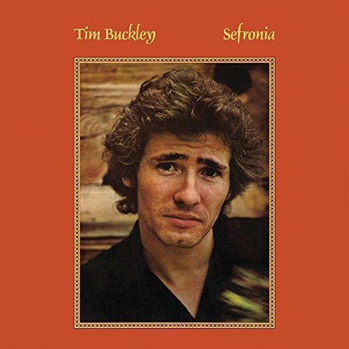 Tim Buckley Sefronia Limited Salmon Pink Vinyl Edition