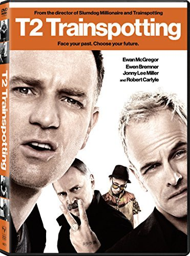 Trainspotting 2 Mcgregor Miller Carlyle DVD R