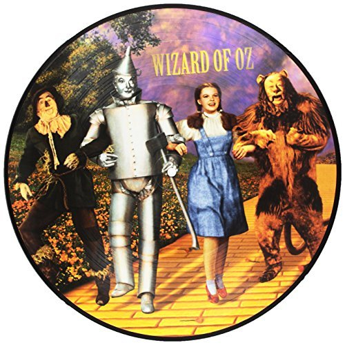 Wizard Of Oz Wizard Of Oz Import Deu Remastered Picture Disc