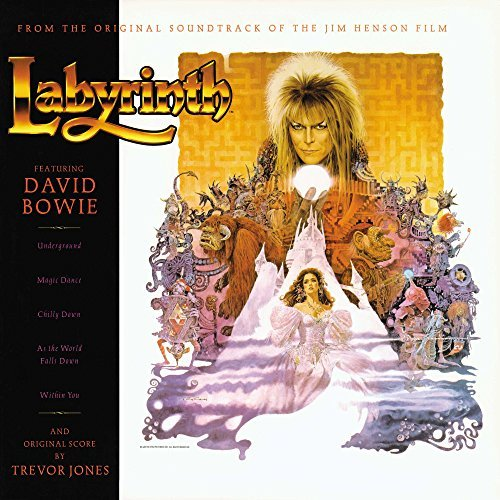 David & Jones Bowie Labyrinth Soundtrack