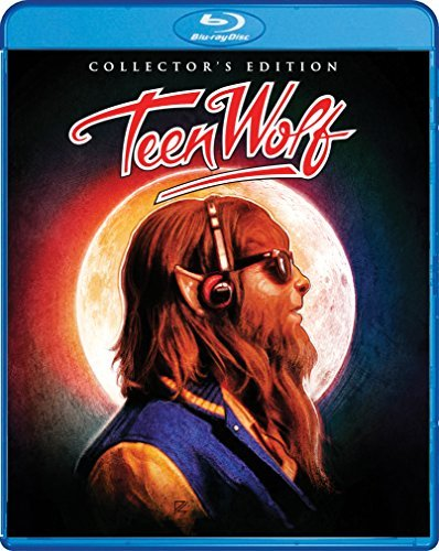 Teen Wolf Fox Hampton Blu Ray Pg