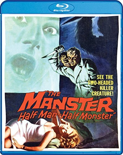 Manster Dyneley Hylton Blu Ray Nr