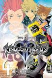 Shiro Amano Kingdom Hearts Ii Vol. 4