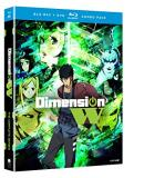 Dimension W Season 1 Blu Ray DVD Nr