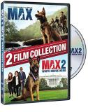 Max Max 2 Double Feature DVD
