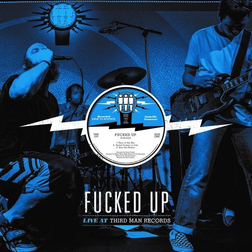 Fucked Up Live At Third Man Records