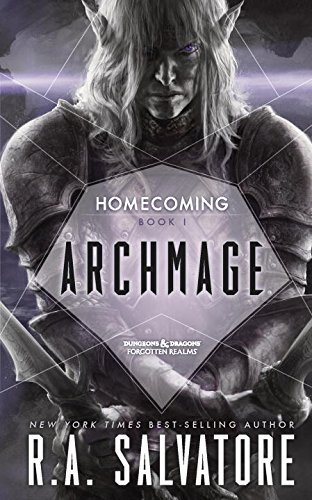 R. A. Salvatore Archmage