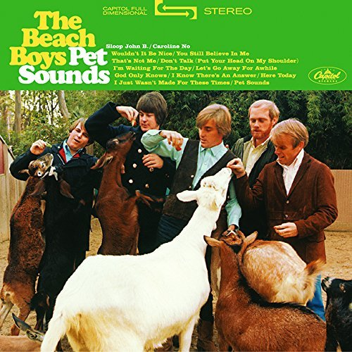 The Beach Boys Pet Sounds Mono 2 Lp 200 Gram 45 Rpm