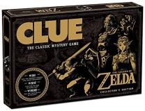 Board Game Clue Legend Of Zelda