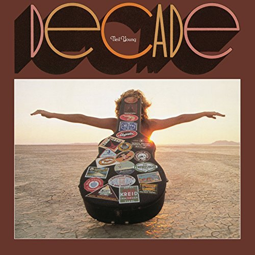 Neil Young Decade 3lp