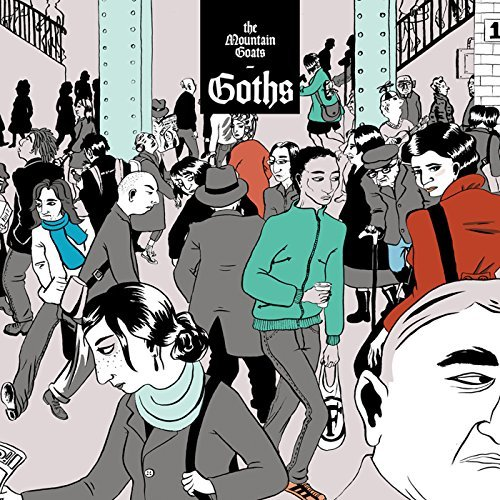 Mountain Goats Goths (limited Edition Deluxe 3lp Set)