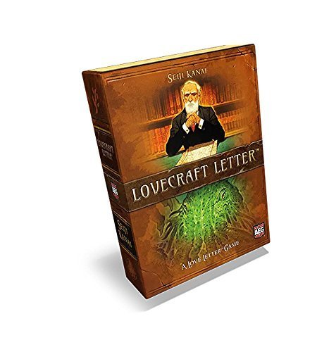 Card Game Love Letter Lovecraft Letter