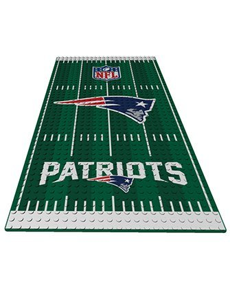 Oyo New England Patriots Display Plate