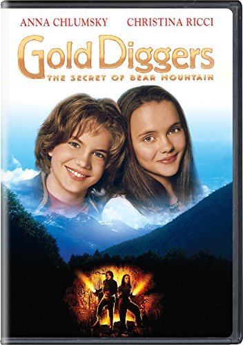 Gold Diggers The Secret Of Bear Mountain Chlumsky Ricci DVD Pg