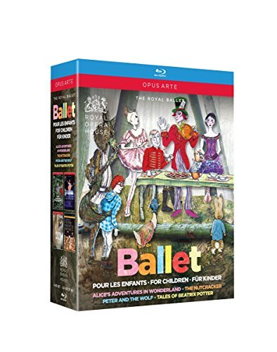Talbot Tchaikovsky Prokofi Ballet For Children