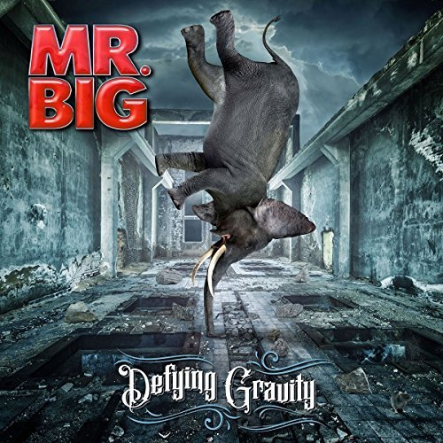 Mr. Big Defying Gravity (deluxe Edition)