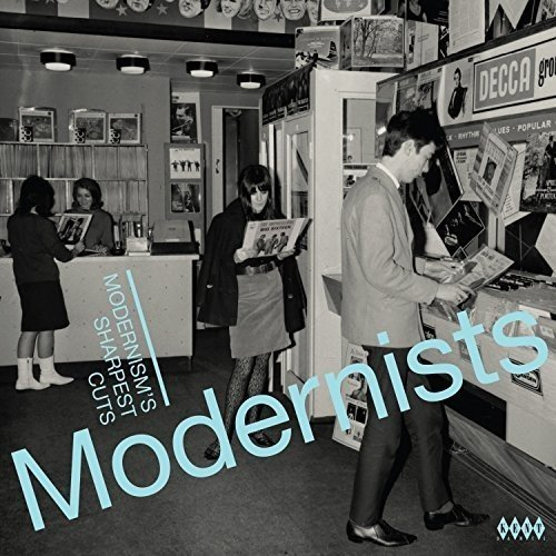 Modernists Modernism's Sharpest Cuts Modernists Modernism's Sharpest Cuts Lp