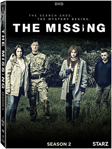 Missing Season 2 DVD