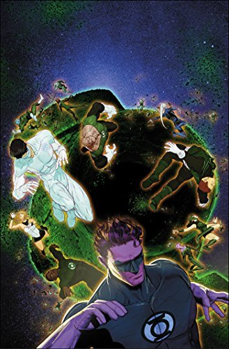 Robert Venditti Hal Jordan & The Green Lantern Corps Vol. 4 Rebirth
