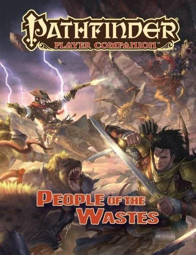 Paizo Publishing Pathfinder Player Companion People Of The Wastes