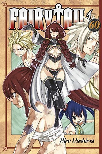 Hiro Mashima Fairy Tail 60