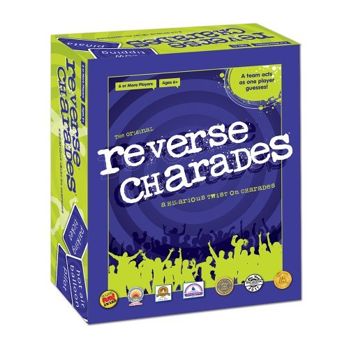 Party Game Reverse Charades®