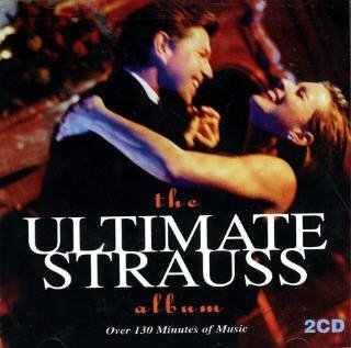 Vienna Volksoper Peter Falk Carl Michalski The Ultimate Strauss Album