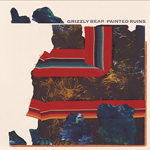 Grizzly Bear Painted Ruins 2lp