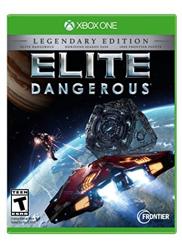 Xbox One Elite Dangerous The Legendary Edition