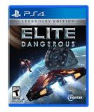 Ps4 Elite Dangerous The Legendary Edition
