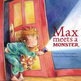 Tracey Hawkins Max Meets A Monster