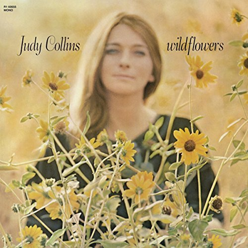 Judy Collins Wildflowers (yellow Vinyl) 50th Anniversary Edition Summer Of Love Exclusive