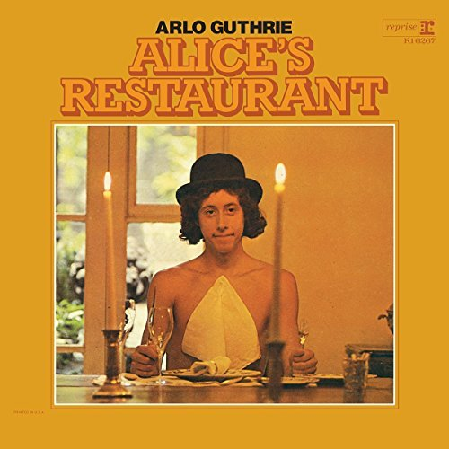 Arlo Guthrie Alice's Restaruant 180 Gram Vinyl Summer Of Love Exclusive