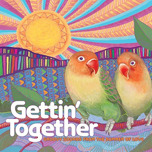 Gettin' Together Groovy Sounds From The Summer Of Love (colored Vinyl) Summer Of Love Exclusive