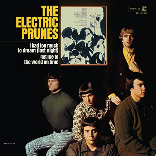 The Electric Prunes The Electric Prunes (purple Vinyl) 50th Anniversary Edition Summer Of Love Exclusive