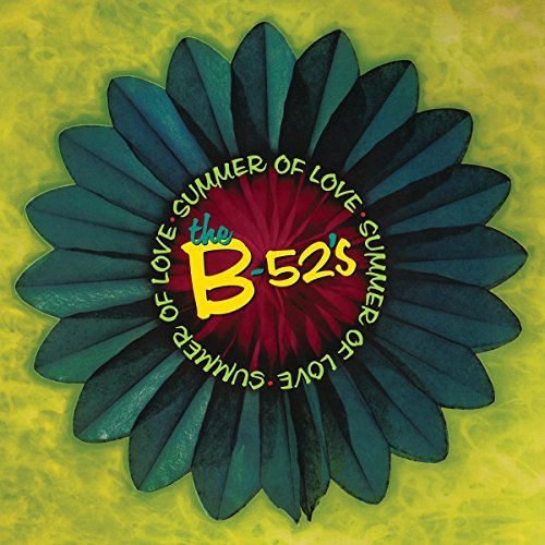 The B 52's Summer Of Love (opaque Red Vinyl) Summer Of Love Exclusive