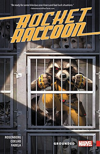 Matthew Rosenberg Rocket Raccoon Grounded