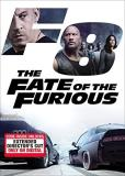 Fast & The Furious Fate Of The Furious DVD W Digital Hd