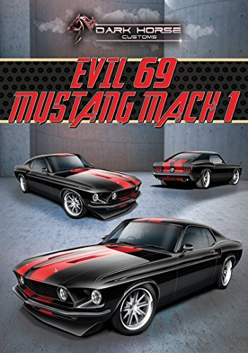 Evil 69 Mach 1 Ford Mustang Dhc 351 Series Evil 69 Mach 1 Ford Mustang Dhc 351 Series DVD Nr