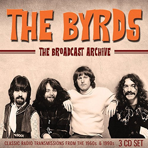 Byrds The Broadcast Archive